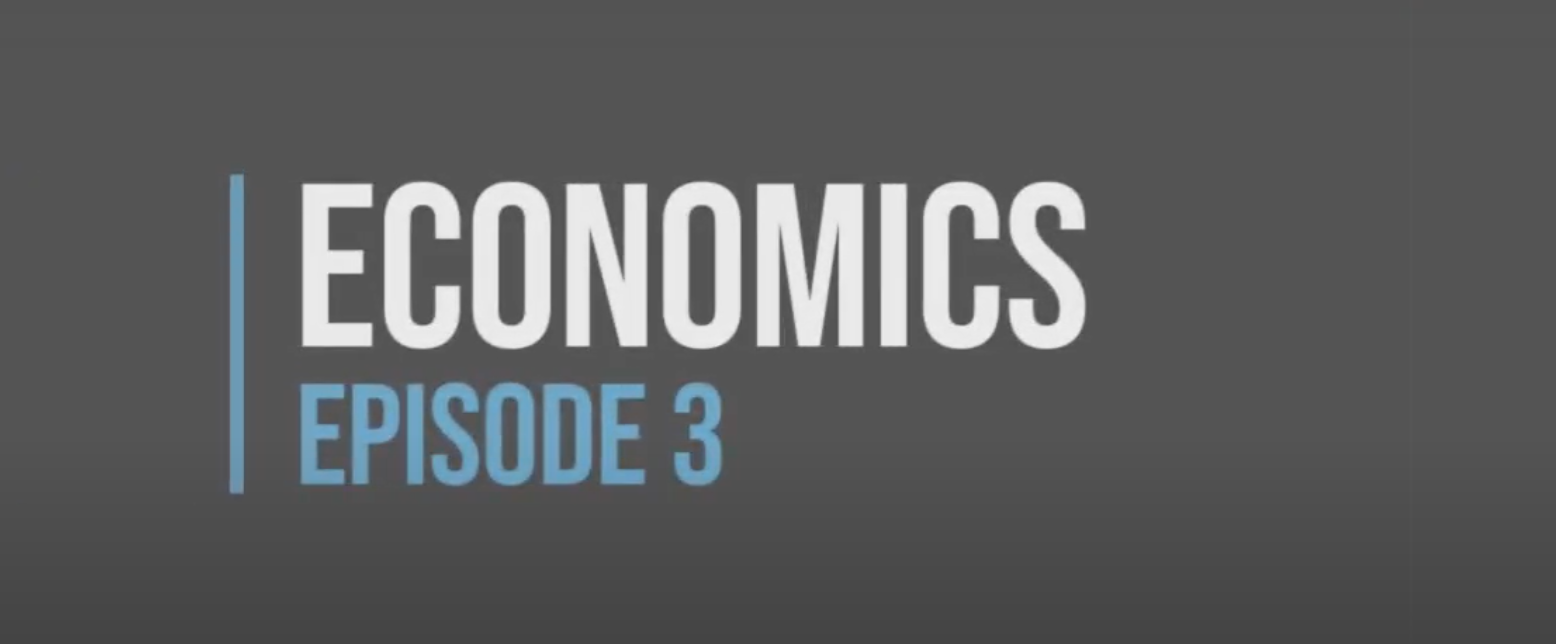 個人陳述系列 (第三集) - 經濟學個人陳述